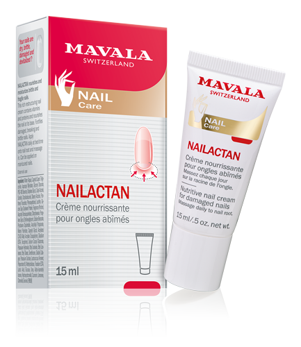 Nailactan in a tube